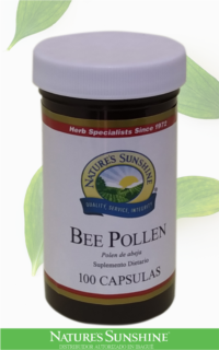 Nature's Sunshine - bee pollen