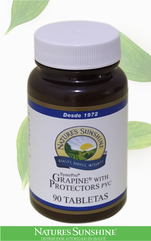 Nature's Sunshine - Grapine