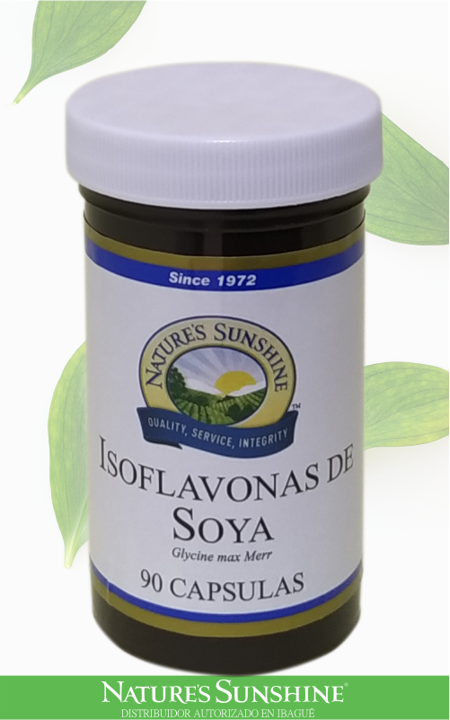Isoflavonas de Soya