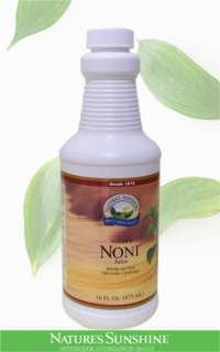 noni natures sunshine