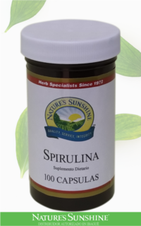 Nature's Sunshine - spirulina