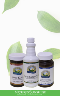 Nature's Sunshine - paquete cardiovascular